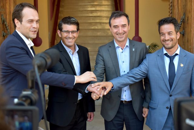 La Diputación de València ayuda en un área industrial