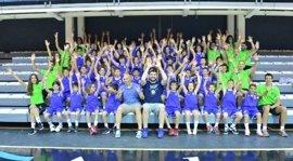 49 niños despiden la segunda edición del Camp Movistar by Liga Endesa de Andorra