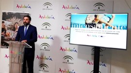 """Campaña para mostrar a turistas andaluces """"cómo se vive y disfruta intensamente"""" Andalucía"""