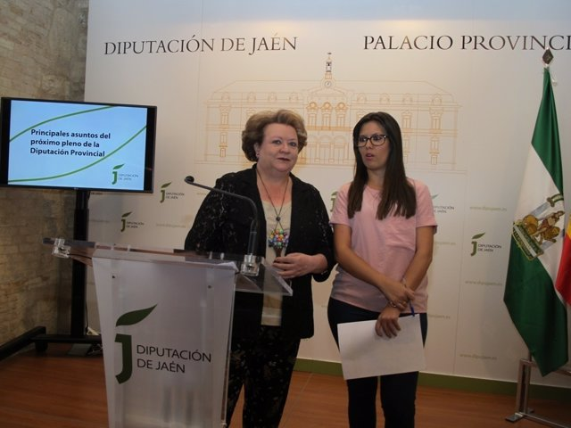 Pilar Parra y Ángeles Leiva