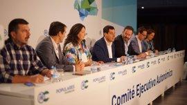 """Moreno defiende la """"mejor financiación"""" para Andalucía y acusa a Díaz de """"no saber gestionarla"""""""