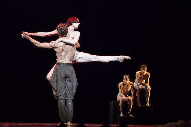 Béjart Ballet Lausanne en 2015