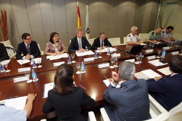 Comité de prevención de incendios de Galicia