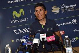 """Quintana: """"El rival número uno sigue siendo Froome"""""""