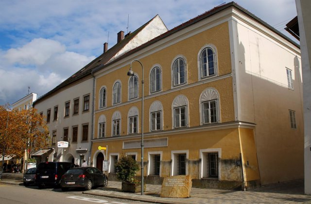 La casa donde nació Hitler
