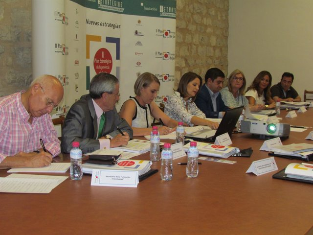 Reunión del Patronato del II Plan Estratégico