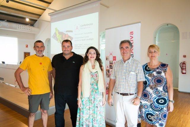PalmaActiva acoge conferencia sobre emprendeduría con producto local y ecológico