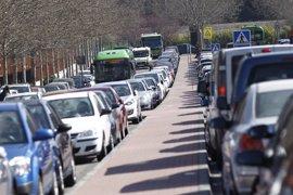 Normalidad en las carreteras de la Región al inicio de la Operación Especial de Verano