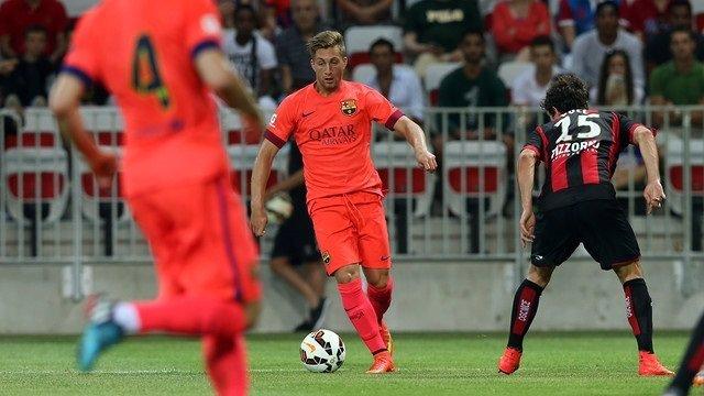 Deulofeu se marcha cedido al Sevilla