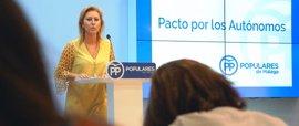 """El PP destaca el """"tirón"""" de Málaga en la creación de autoempleo con 30 nuevos autónomos al día"""