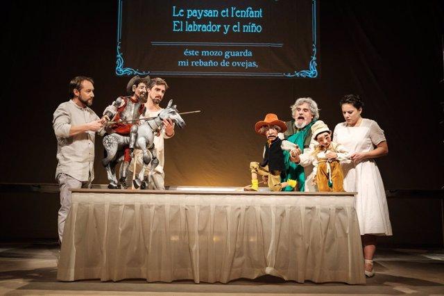 La Obra 'Les Véritables Aventures De Don Quichotte De La Mancha'