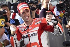 """Dovizioso: """"En seco hemos confirmado la tendencia positiva de las últimas carreras"""""""