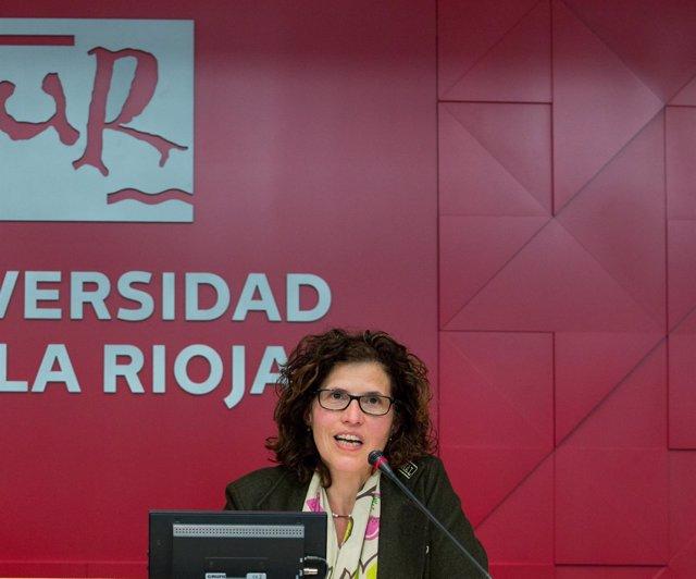 Ana María Vega catedrática Derecho Eclesiástico UR