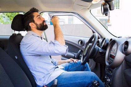 La hidratación al volante, clave como la gasolina para la 'operación salida'