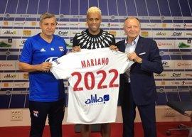 """Mariano ficha por el Lyon: """"Aquí tendré la oportunidad de demostrar lo que valgo"""""""