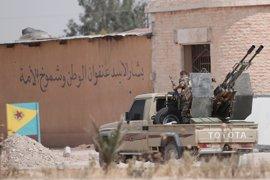 Las YPG planean arrebatar una zona norte de Siria a las milicias respaldadas por Turquía