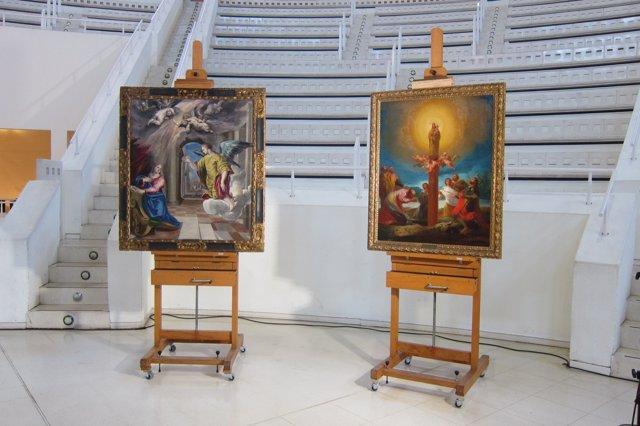 El Greco y el Goya de Muñoz Ramonet