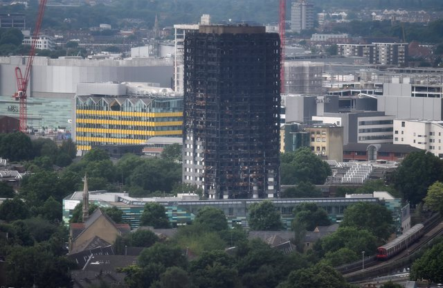 Torre Grenfell de Londres