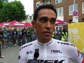 """Contador, sorprendido por el EPO de Cardoso: """"No me lo imaginaba en este equipo"""""""