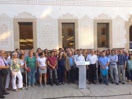 """Òmnium avisa al Govern de que no serán """"cómplices de rebajas"""" en el referéndum"""