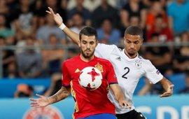 Ceballos y Saúl, 'Mejor Jugador' y 'Bota de Oro' del  Europeo Sub-21