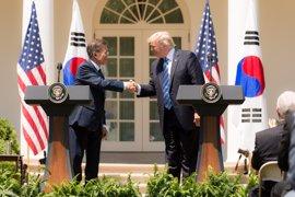 Trump acepta la invitación del presidente de Corea del Sur y viajará a Seúl en 2017
