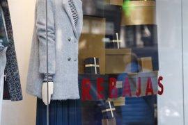 Los comerciantes bilbaínos prevén un aumento de ventas durante las rebajas