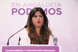 Podemos Andalucía fija este domingo la hoja de ruta para confluir con IU ante las autonómicas y municipales