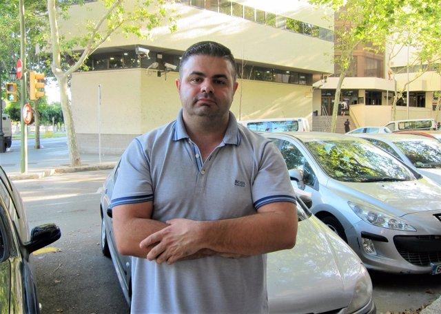 El empresario Bruno da Silva