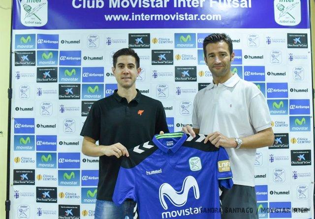 Bebe Movistar Inter