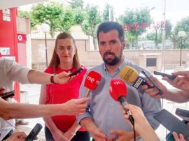 La Comisión Autonómica de Ética del PSOE proclama a Luis Tudanca secretario general