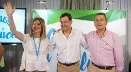 Moreno (PP-A) dice que la Junta ha dejado de gastar 20 millones en cortafuegos