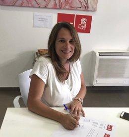 Susana Mora, candidata liderar PSOE Menorca