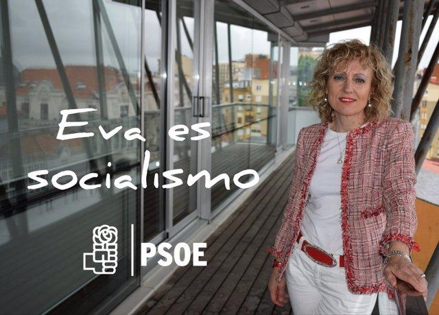 Imagen de la campaña de Díaz Tezanos para las primarias