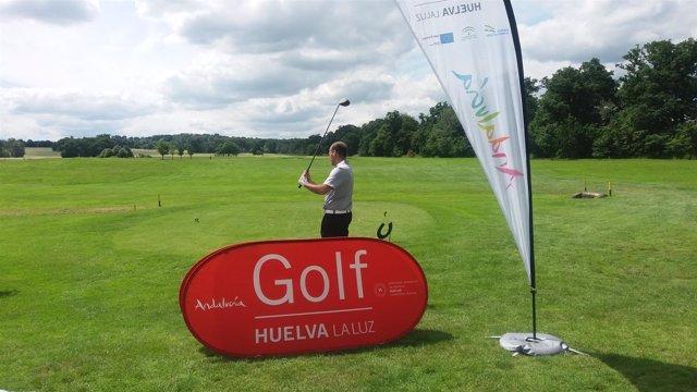 Promoción del turismo de golf en Huelva