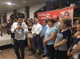 """Rafa García pide que las agrupaciones locales del PSPV """"vuelvan a ser Casas del Pueblo con actividad y debate político"""""""