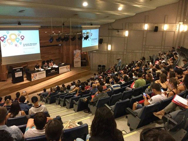 Encuentro Nacional de Políticas de Juventud en la UAB