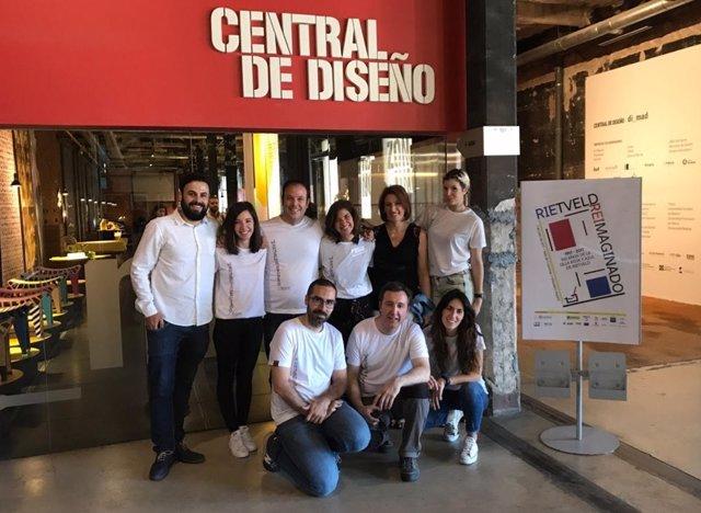 Los alumnos de la escuela DSIGNO organizan una exposición en Madrid.