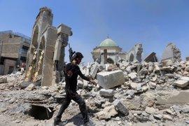 La Gran Mezquita de Mosul, después de Estado Islámico