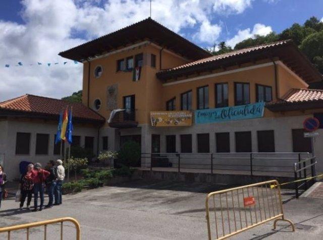 Ayuntamiento de Biemenes.
