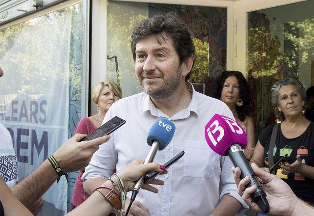 Nota De Premsa, Audio I Fotos Sobre El Caucus De Podem A Palma
