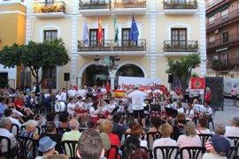 Cerca de 10.000 asistentes al V Festival Tropical de Bandas de Música de Almuñécar (Granada)