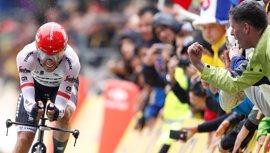 """Contador: """"42 segundos con Froome son muchos, pero podemos cambiar la situación"""""""