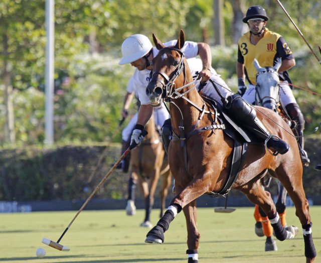 El Santa María Polo Club acoge la XIII Copa Jerez