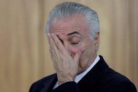 El fiscal general de Brasil asegura que hay más pruebas contra el presidente Temer