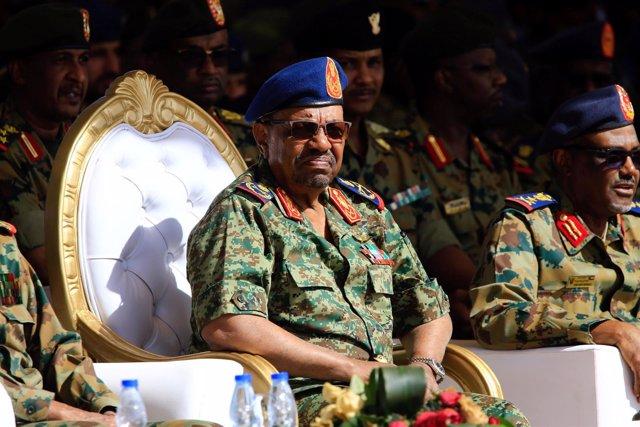 Omar al Bashir, presidente de Sudán