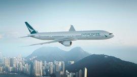 Cathay Pacific refuerza al Aeropuerto de Barcelona con el vuelo directo a Hong Kong