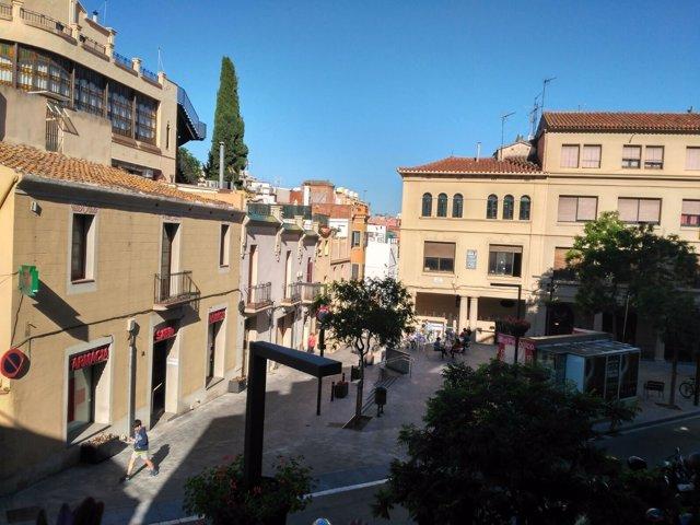 Barri d'Horta del districte barceloní d'Horta-Guinardó