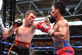 Horn sorprende a Pacquiao y le quita el título del peso welter