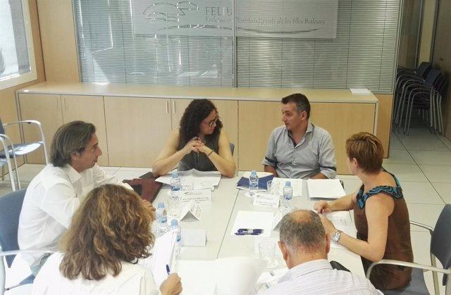 Firma del acuerdo para aumentar Fondo de Cooperación Local